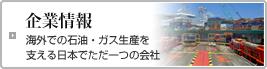 企業情報 海外での石油・ガス生産を支える日本でただ一つの会社